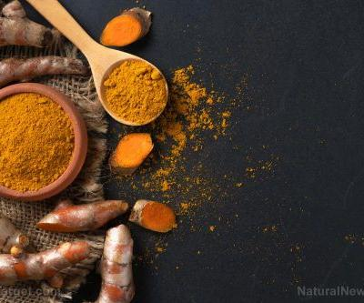 Curcumin reduces the effects of a high-fat diet