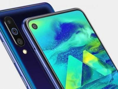Samsung Galaxy M40 smartphone launched in India
