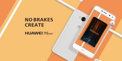 Huawei Y6 2017 Is Now Official With A 5″ Display, 2GB Of RAM