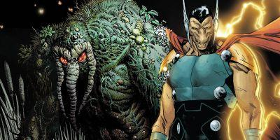 Thor: Ragnarok Trailer May Have Man-Thing & Beta Ray Bill Easter Eggs
