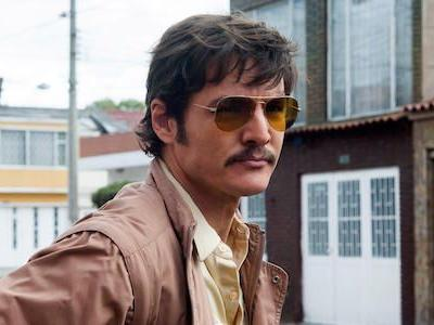 Wonder Woman 1984 Reveals First Look At Pedro Pascal's New Character