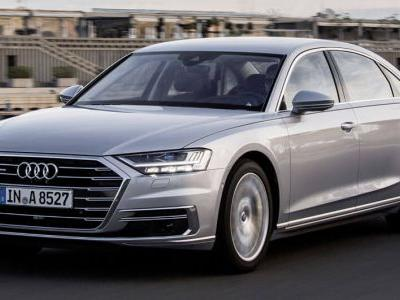 2019 Audi A8 To Be Shown In Los Angeles, Goes On Sale Next Fall