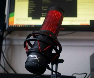 Upgrade your microphone and grab the HyperX Quadcast on sale for Prime Day