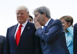 The Latest: G-7 summit ends without unanimity on climate