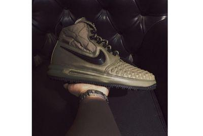 Nike Updates Its Lunar Force 1 Duckboot Silhouette