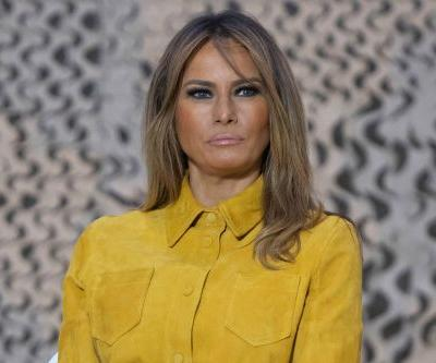 Melania Trump reportedly heading to Mar-a-Lago on government jet