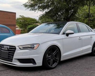 At $28,000, Is This Custom 6-Speed Stick 2015 Audi A3 TDI a DIY Deal?