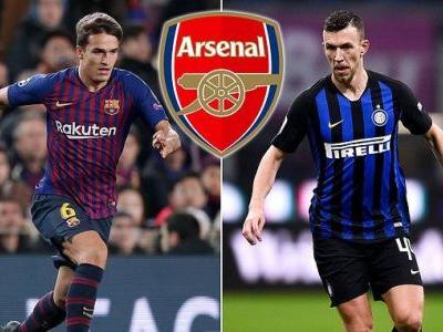 Emery: 'We're looking at two players,'