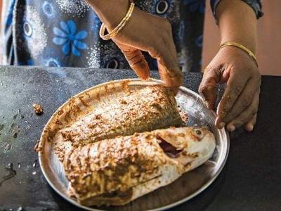 Maldives-Style Spiced Fish