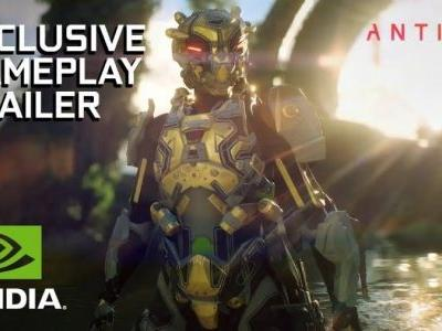 Anthem Gets New Trailer at CES 2019