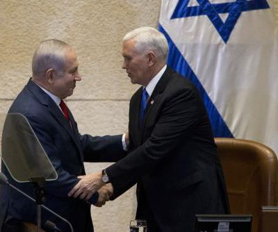 Pence says US Embassy in Jerusalem will open next year