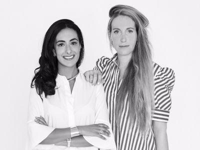 The Goldman and Marc Jacobs alums who raised $2.6 million for a jewelry startup say their early choices made them more appealing to investors