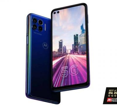 Best Of IFA 2020: Motorola One 5G