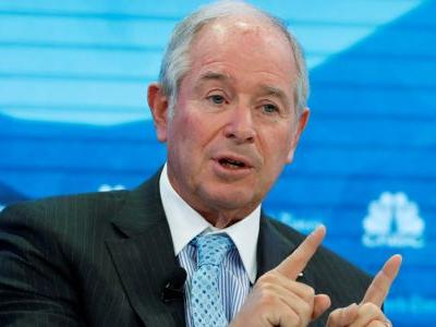 Blackstone CEO Schwarzman says investors can buy both pricey tech and cheap stocks that haven't yet rebounded