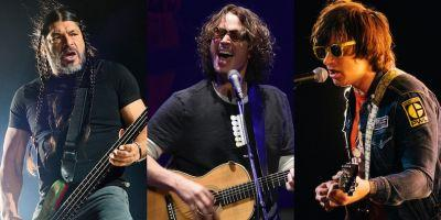 "Watch Ryan Adams, Metallica Cover Soundgarden's ""Black Hole Sun"" for Chris Cornell"
