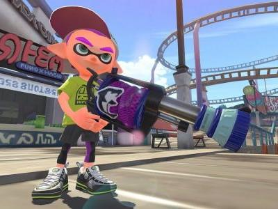 Splatoon 2's weekly weapon is the heavy-hitting H-3 Nozzlenose D