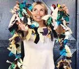 Recycle Your Old Halloween Costumes With HGTV's Jasmine Roth's Fun DIY