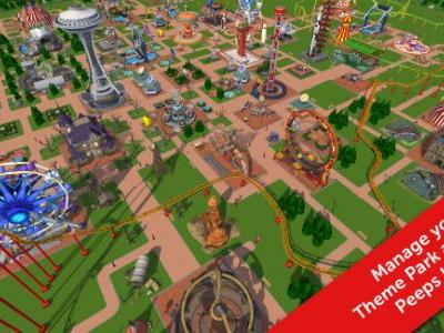 Atari and Animoca Brands will do blockchain-based Rollercoaster Tycoon and Goon Squad games