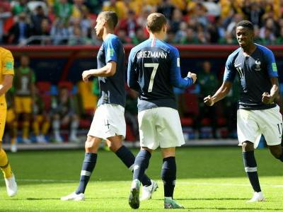 World Cup 2018: France makes history in 2-1 win over Australia
