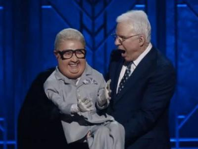 Watch the Teaser for Steve Martin and Martin Short Netflix Comedy Special
