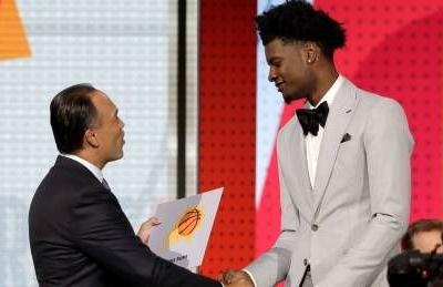 Things look brighter for Suns after winning No. 1 pick
