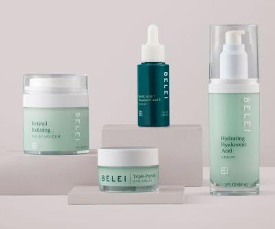 Amazon's New Skincare Line Belei Is Here & Everything Is $40 & Under