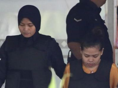 Chemist says VX byproduct was on Kim murder suspect's shirt