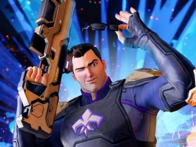 Agents of Mayhem Update 1.05 Tweaks Vehicles, Enhances PS4 Pro Support
