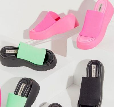 Steve Madden & Urban Outfitters Joined Forces To Bring Us The Ultimate 90s Throwback Collab