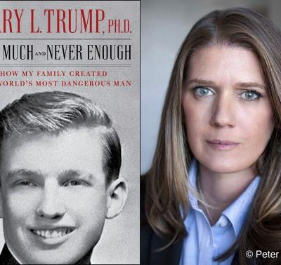 Still gagged: Mary Trump's restraining order extended until one day before tell-all book goes on sale