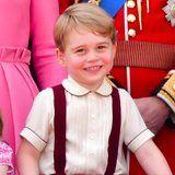 The Adorable Reason Why Prince George's Trooping the Colour Outfit Looks So Familiar