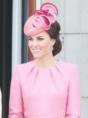 Kate Middleton and Princess Charlotte Were Twinning at Trooping the Color