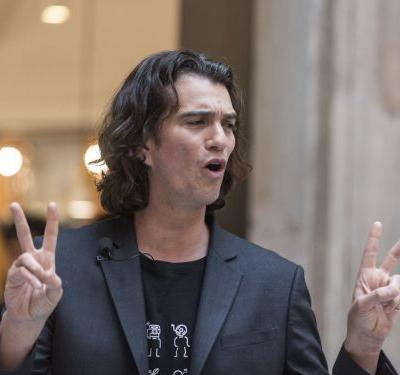 Adam Neumann gives his first statement on WeWork's culture and leadership changes since stepping down as CEO and admits 'growing pains'