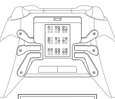 New Microsoft Patent Reveals Braille Controller For Visually-Impaired Gamers