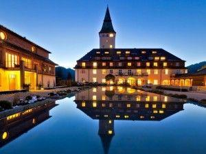 Germany's Schloss Elmau Appoints Weill for Public Relations