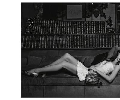 Kaia Gerber Stars In Her First Ever Campaign For Chanel
