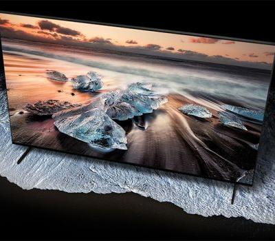 Samsung's 2019 QLED UHD TVs: 8K TVs Revamped, 4K TVs Get New Panel & Backlighting