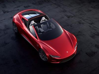 Tesla just revealed its new Roadster and it's a complete game-changer