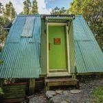 The 50 private huts hidden in the Orongorongo Valley