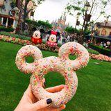 Doughnuts Are Delicious and All, But Have You Seen These Mickey-Shaped Doughnuts?