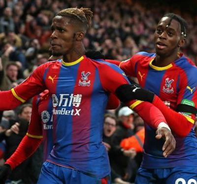 Crystal Palace can avoid relegation, says Aaron Wan-Bissaka