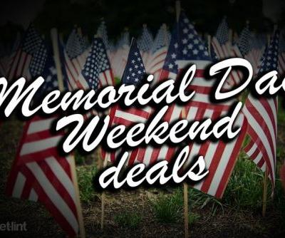 Best US deals for Memorial Day Weekend 2019