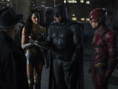 Seven Justice League Clips Released Online