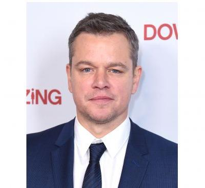 Hey Matt Damon, No One Wants to Hear Your Take on Sexual Assault