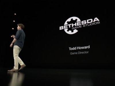 'Elder Scrolls: Blades' and 'AR Arcade' Featuring 'Galaga' Were Demoed at Apple's Keynote