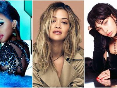 """Cardi B, Charli XCX and Rita Ora Join Forces on """"Girls"""""""