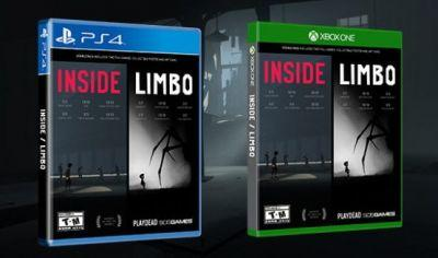 Inside/Limbo Double Pack for PS4 & Xbox One Hits Retailers This September