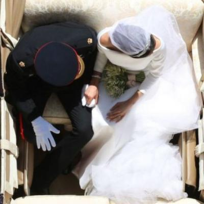 Every Stunning Shot From Meghan Markle and Prince Harry's Royal