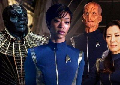 Star Trek: Discovery - Airdate, Plot and Best Podcast