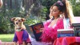 """Ariana Grande Takes Us to the Movies With Her """"Thank U, Next"""" Video Sneak Peek"""